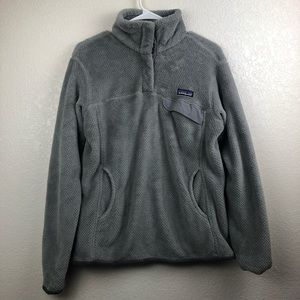 Patagonia | Snap T Re Tool Solid Dray Pullover L
